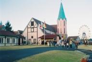 ドイツ村(カメラ:ローライ35)