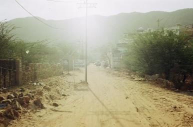 インド風景(カメラ:ローライ35)